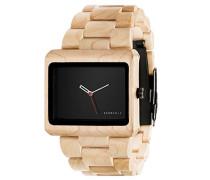 Herren-Armbanduhr Reineke Analog Quarz Holz 0705184599523