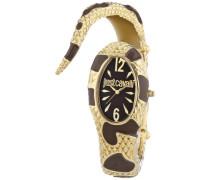 Damen-Armbanduhr Analog Quarz Edelstahl R7253153514