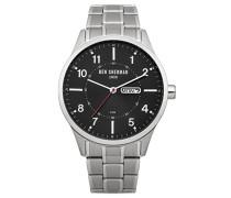Herren-Armbanduhr Analog Quarz WB002BM