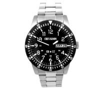 Herren-Armbanduhr Analog Quarz Edelstahl 92-0060-501