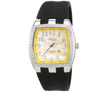 Damen-Armbanduhr Analog Quarz Kautschuk FA-641247