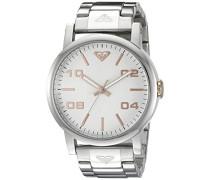 Roxy Damen-Armbanduhr The Victoria Analog Edelstahl Silber RX/1001SVSV