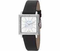 Pierre Cardin Damen-Armbanduhr Clarte Analog Quarz Leder PC105552S01