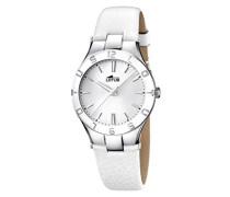 Damen-Armbanduhr Analog Quarz Leder 15899/1