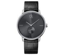 Damen-Armbanduhr XS accent Analog Quarz Leder K2Y231C3