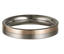 Damen-Ring Titanium Titan