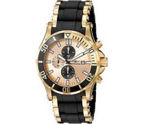 Invicta Herren-Armbanduhr Quarz Chronograph 1478