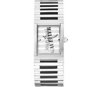 Damen-Armbanduhr Analog Quarz Edelstahl 8500805