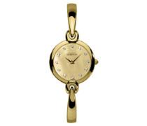 Damen Armbanduhr Salambo Analog Edelstahl gold 17402/BP53