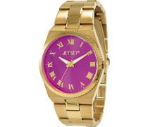 Damen-Armbanduhr Success Analog Quarz Edelstahl J61108-522