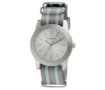 Damen-Armbanduhr Analog Quarz Nylon 701416404