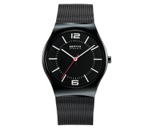 Time Herren-Armbanduhr Slim Ceramic 32039-448