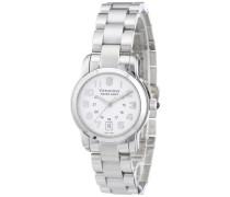 Victorinox Damen-Armbanduhr XS Classic Analog Edelstahl 241053