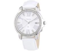 Damen-Armbanduhr Analog Quarz Leder OR32170911
