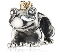 Pandora Damen-Bead 925 Sterling Silber Frosch 791118