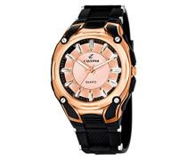 Calypso  watches Herren-Armbanduhr XL K5560 Analog Quarz Plastik K5560/6