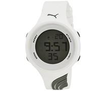 Puma Time Herren-Armbanduhr Twist L Digital Quarz Kautschuk PU911091003