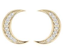 Andrea Forhman  -  14 k (585)  Gelbgold Rundschliff   weiß Diamant
