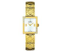 Damen-Armbanduhr 4568.7112 Analog edelstahl Gold 4568.7112
