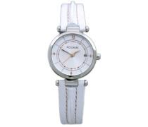 Damen-Armbanduhr Analog Quarz Leder SPE1621-0006