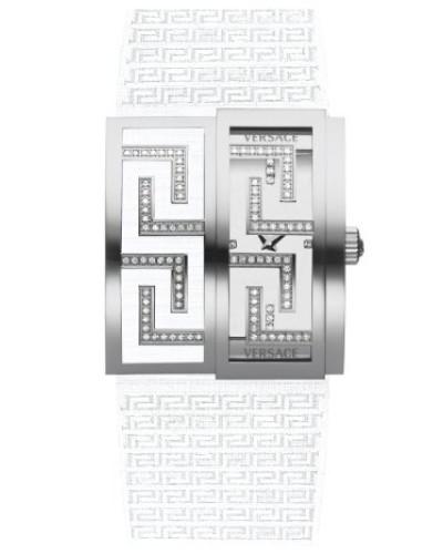 Damen-Armbanduhr XS V-GRECA - schweizer Quarzwerk Analog Leder 65Q91SD001S001