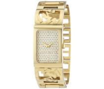 Damen-Armbanduhr XS Analog Quarz Edelstahl R0753130504