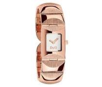 Damen-Armbanduhr TWEED IP ROSE SLV DIAL BRC DW0324