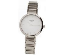 Damen-Armbanduhr Analog Quarz Titan 3252-01