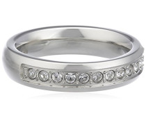 Damen-Ring Edelstahl Kristall Swarovski 336202