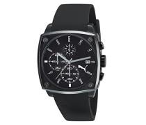 Puma Herren-Armbanduhr Shade Analog Plastik A.PU102591003
