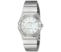 Damen-Armbanduhr Analog Quarz Edelstahl 12310276005001