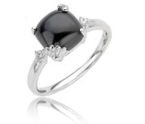 Damen-Ring 925 Sterling Silber mit Cubic Zirkonia
