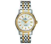 Herren-Armbanduhr WALLSTREET Analog Automatik Edelstahl beschichtet 20002.2148