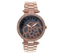 Damen-Armbanduhr Analog Quarz Edelstahl CLD 001S-2AM