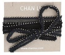 Damen Halskette aus Choker Nicht Metall - TH-NK-8657 Black