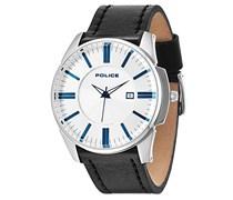 Police Herren-Armbanduhr Analog Quarz P14384JS-04