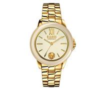 Versus  Damen -Armbanduhr  Analog  Quarz Stahl SCC050016