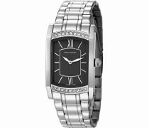 Damen-Armbanduhr Pont Des Arts Analog Quarz Edelstahl