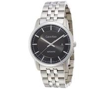 Calvin Klein Herren-Armbanduhr Analog Automatik Edelstahl K5S34141