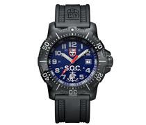 LSOC Herren-Armbanduhr Analog Quartz Plastik - XS.4223.SOC.SET