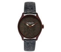 Damen-Armbanduhr Analog Quarz Leder CLD 002-5UU