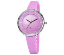 Damen-Armbanduhr Analog Quarz Silikon