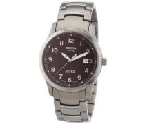 Herren-Armbanduhr XL Analog Quarz Titan 3530-08