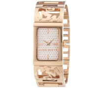 Damen-Armbanduhr XS Analog Quarz Edelstahl R0753130501