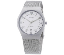 BERING Time Herren-Armbanduhr Slim Classic 11937-000