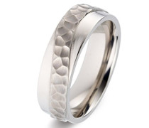 Unisex -Ehe, Verlobungs & Partnerringe Ringgröße 56 (17.8) - OR52440/56