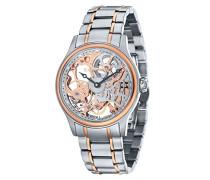 Herren-Armbanduhr Analog Mechanik ES-8049-33