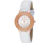 Damen-Armbanduhr XS Nova Swiss Made Analog Quarz Leder JP100992S03