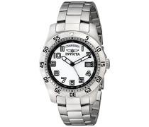 Herren-Armbanduhr Analog Quarz Edelstahl 5249W