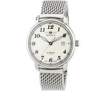Zeppelin Unisex-Armbanduhr Chronograph Quarz Leder 7656M-5